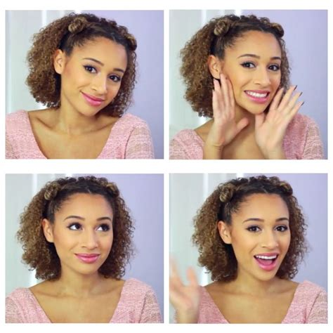 curly hairstyles yt luhhsettyxo my favourite curly girl on yt youtube