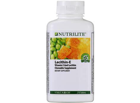 e supplement brunei nutrilite lecithin e 270 tab amway brunei