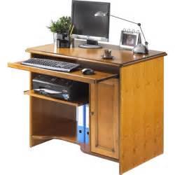 bureau informatique merisier