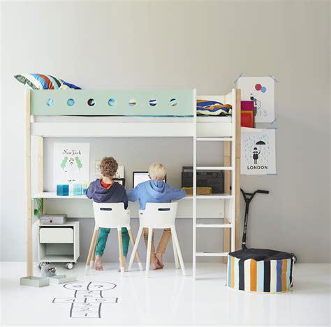 Kinderzimmer Individuell Gestalten by Kinderzimmer Mit Hochbett Flexa White Individuell