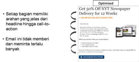 membuat email newsletter belajar email marketing bagaimana cara membuat orang meng
