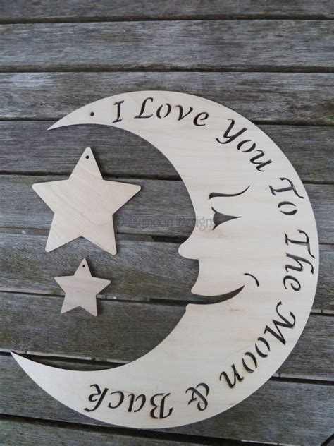 i love you to the moon and back tattoos i you to the moon and back laser cut moon daisymoon