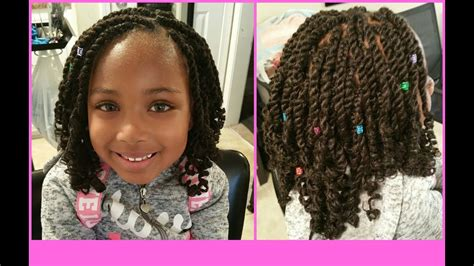 hair styles for cuban twists kids kinky twist equal cuban twist hair youtube