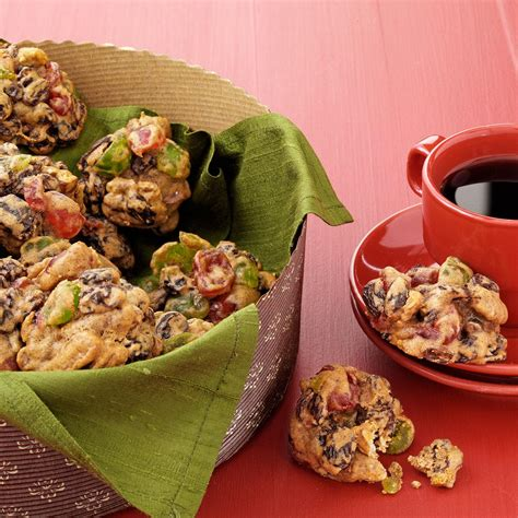 fruit cake cookie recipe best fruitcake cookies