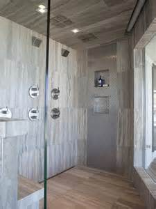 Contemporary Bathroom Showers Large Modern Shower In Master Suite Bathroom Hgtv