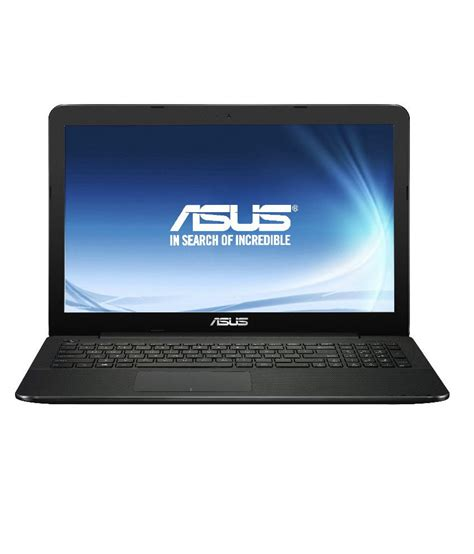 Asus Laptop Intel 5th Generation asus x555la xx688d notebook 90nb0652 m10100 5th intel i5 4gb ram 1tb hdd 39 62 cm
