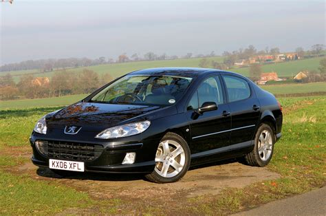 used peugeot 407 peugeot 407 saloon 2004 2011 driving performance