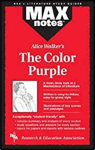the color purple book kindle max notes on walker s the color purple co uk