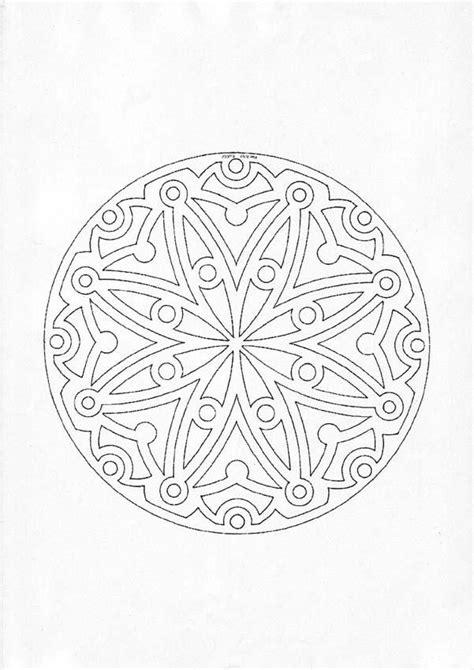 advanced mandala coloring pages pdf mandalas for advanced easter themed mandala az