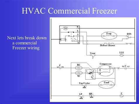 commercial freezer wiring diagram free wiring