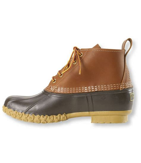s bean boots by l l bean 174 6 quot my
