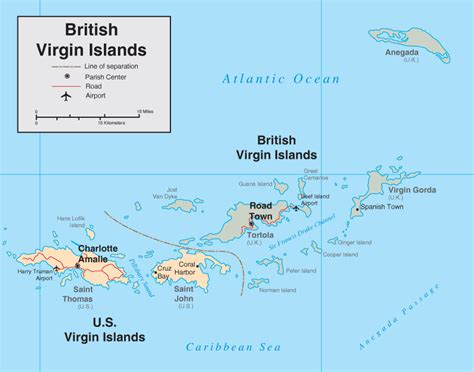 british virgin islands map location british virgin islands map detailed map of bvi