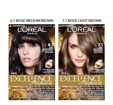 L Oreal Excellence Fashion l oreal excellence fashion hair colour 11 colors to