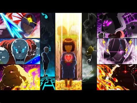 All Themes undertale themes all themes orchestral remix
