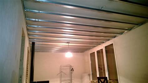Plafond Placo Autoportant by Plafond En Placo