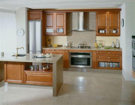 cocina de madera  medida caceres carpinteria caceres