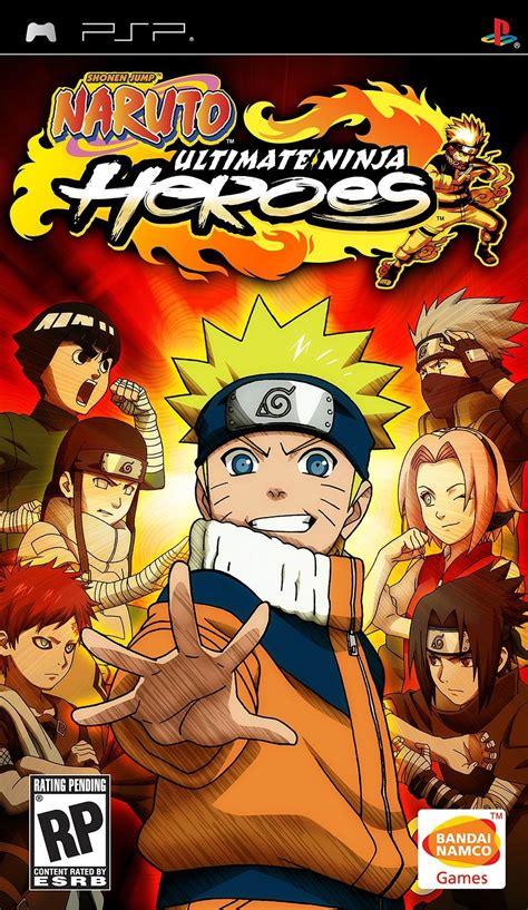 film naruto ultimate ninja naruto ultimate ninja heroes narutopedia fandom