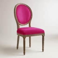 fuchsia back dining chairs set of 2 world