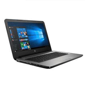 Notebook Laptop Hp 14 Am505tu Intel I3 6006u Ram 4gb Black hp notebook 14 am095tu silver 14 am096tu 14 in intel i3 6006u 4gb 500gb windows 10