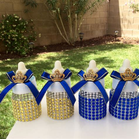 Royal Themed Baby Shower Favors by Item Details