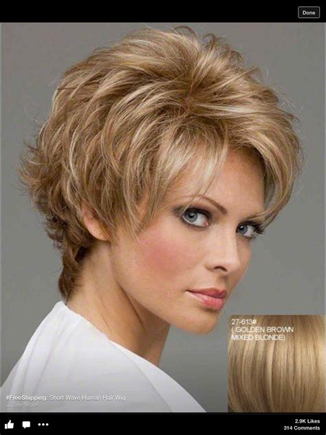 short hairstyles for women over 60 with round faces and round faces beautiful short hairstyles for fine hair