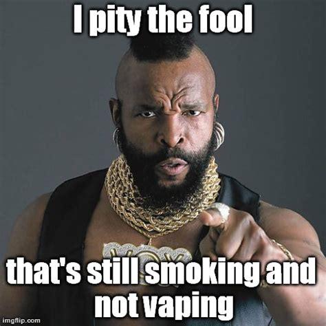 I Pity The Fool Meme - mr t meme