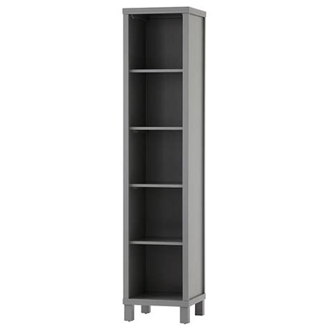 eight cube bookcase grey the land of nod