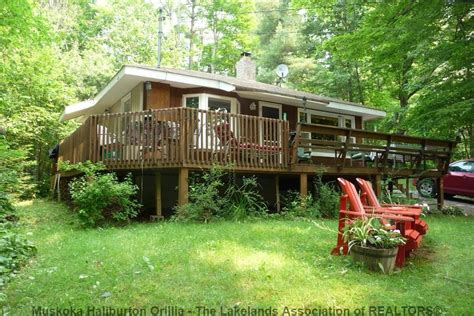 Cottages For Sale In Minden Ontario by Muskoka Haliburton Cottage Real Estate 1 To 10 Of 94