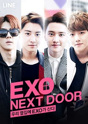 film exo next door full movie exo next door 2015 mydramalist