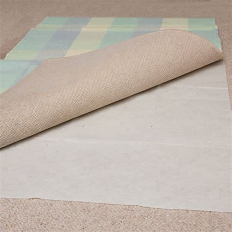 Rug Grips For Carpet by Rug Safe None Slip Slide Anti Skid Rug To Carpet Gripper