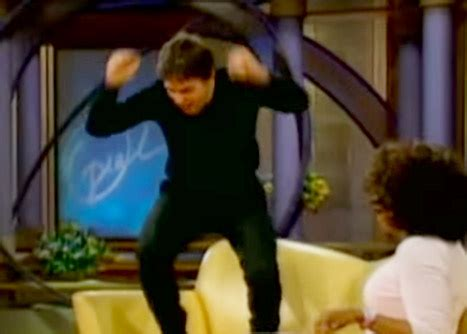 tom cruise couch jumping celebrity bloopers watch janet jackson jennifer lawrence