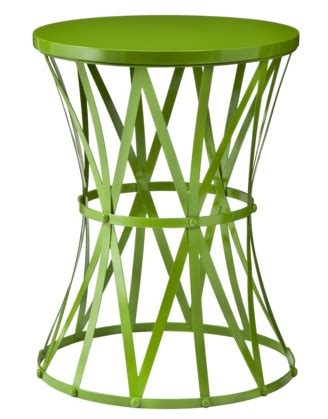 target drum side table stylebeat enter the threshold at target home awaits