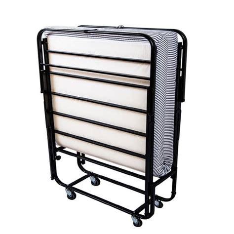 kmart rollaway bed getaway elite folding guest bed single azfs rollaway