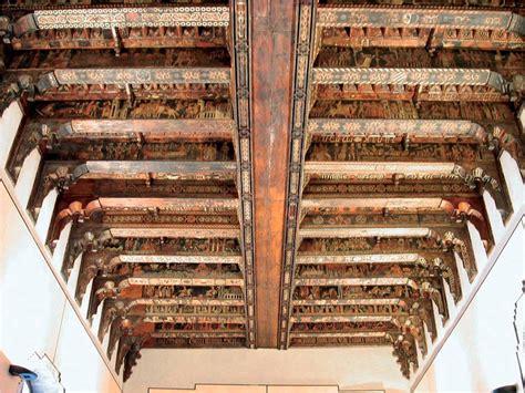 il soffitto il soffitto delle meraviglie dello steri il progetto di