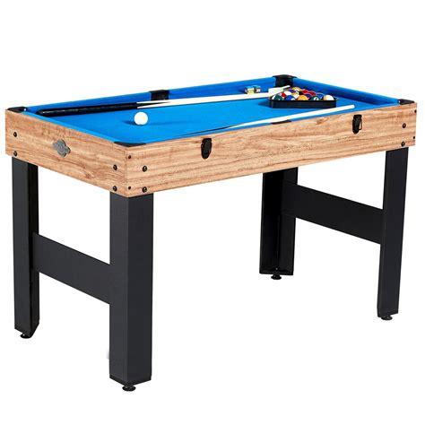 lancaster 48 quot 3 in 1 pool billiard slide hockey foosball