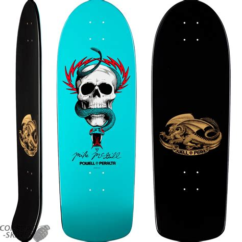 Sticker Powell Peralta Mike Mc Gill powell peralta mike mcgill skull snake skateboard deck