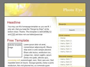 free css 2471 free website templates css templates and photo eye free website template free css templates