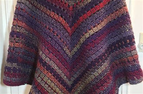 picking pattern wherever you will go you ll love this cozy cowl neck poncho pattern for