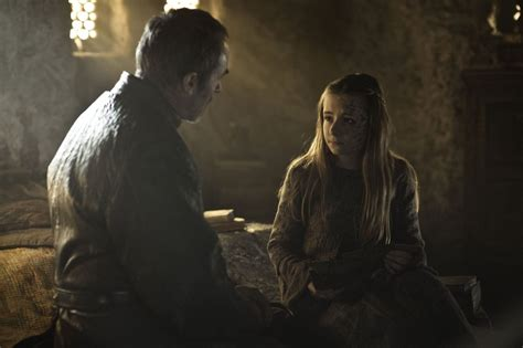 game of thrones stannis baratheon game of thrones stannis and shireen scene business