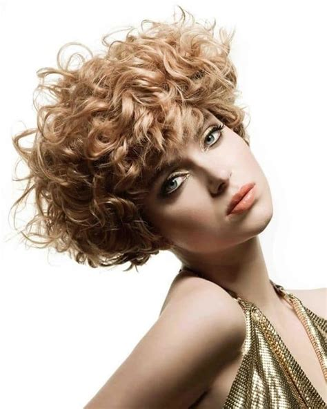 curly short hair all about curly hair curly or wavy short haircuts for 2018 25 great short bob