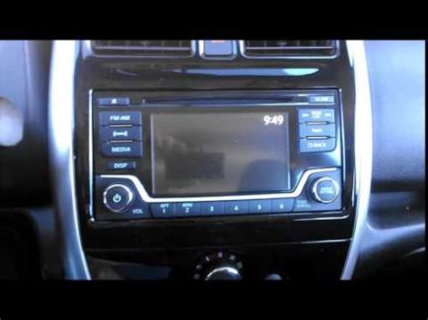 nissan note 2015 interior 2015 nissan versa note interior youtube