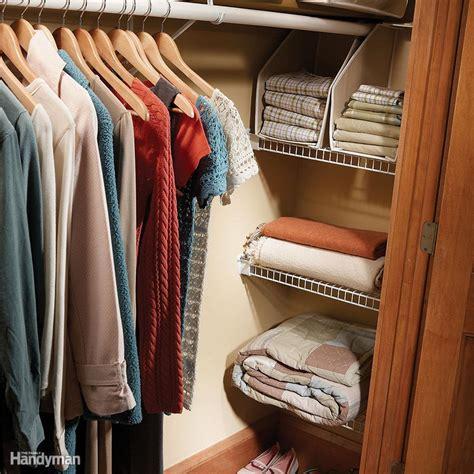 Easy Ways to Expand Your Closet Space: Space Saving Closet