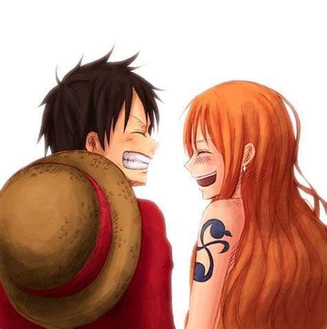 luffy and nami nami images luffy and nami wallpaper and background photos