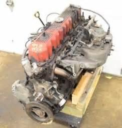 jeep wrangler tj 4 0l 6 cylinder engine 97 99 motor 152k