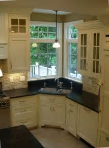 Corner Sink Kitchen Layout Corner Sink Sinks And Corner Kitchen Sinks On