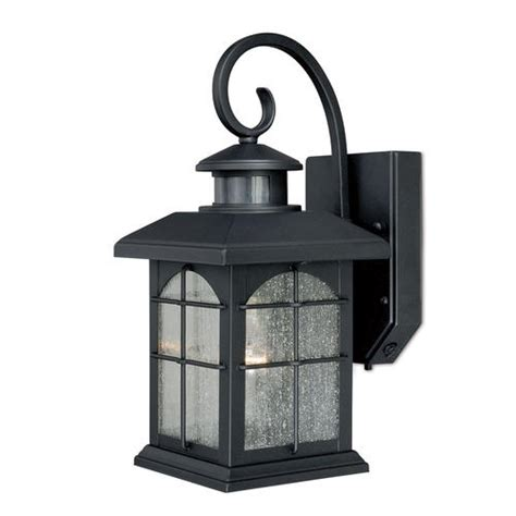 menards outdoor lighting motion sensor mercado 1 light 13 75 quot oil rubbed bronze 220 degree motion