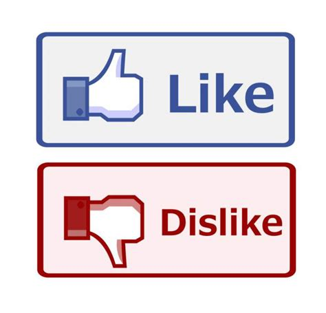 Or Like The Dislike Button Is A New Weapon And Tool For
