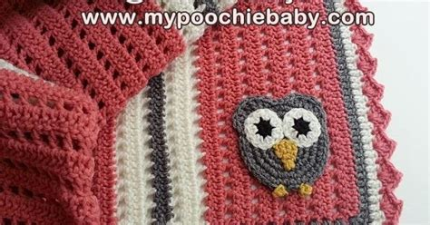 Mimi Simple Sling Geos Owl Purple Large raising mimi poochiebaby crochet owl receiving blanket pattern