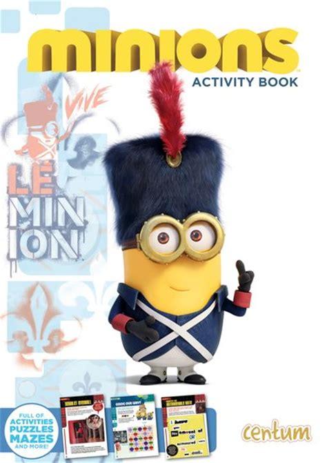 Souvenir Activity Book Tema Minions 1 minions activity book scholastic shop