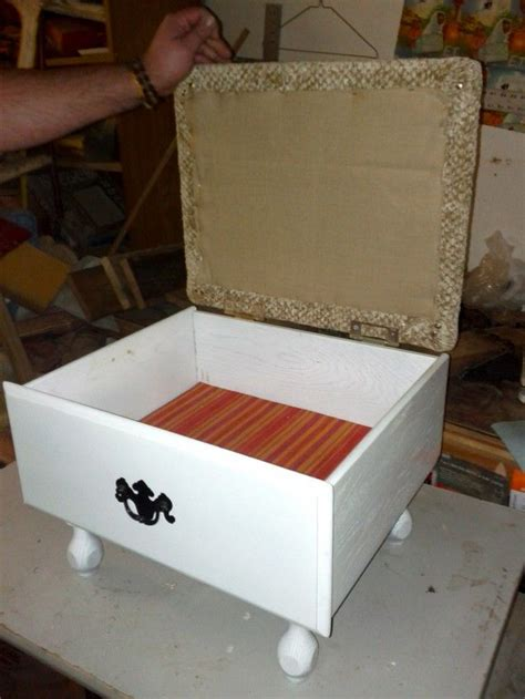 how to build an ottoman with legs best 25 old drawers ideas on pinterest dresser